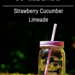 PF Chang's Strawberry Cucumber Limeade