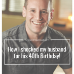 40 Days to 40th Birthday