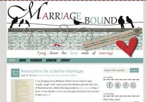Marriage Bound